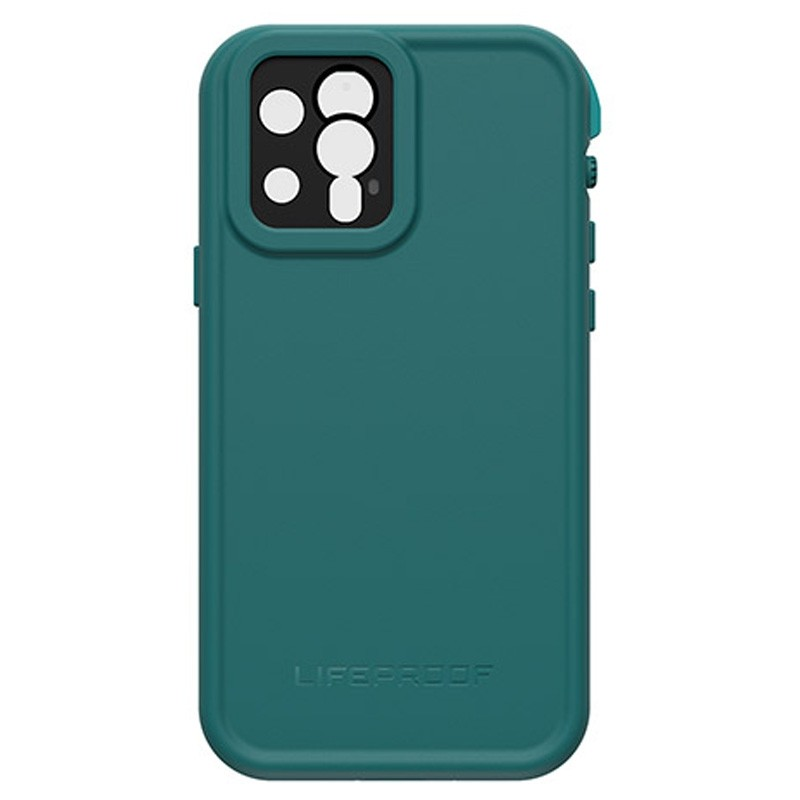 LifeProof Fre Waterdichte Hoes iPhone 12 Pro Max Blauw - 4