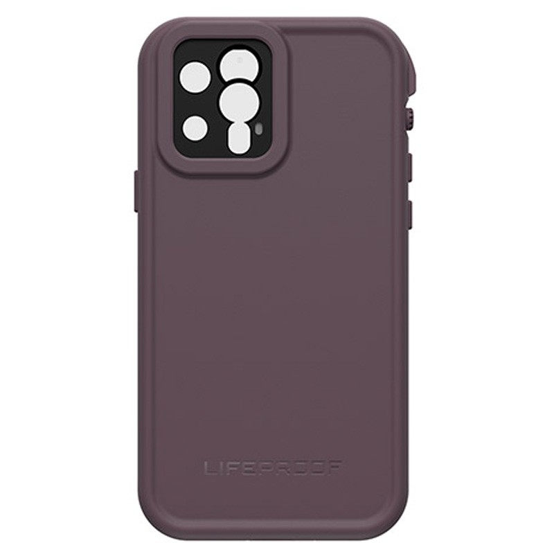 LifeProof Fre Waterdichte Hoes iPhone 12 Pro Max Paars - 2