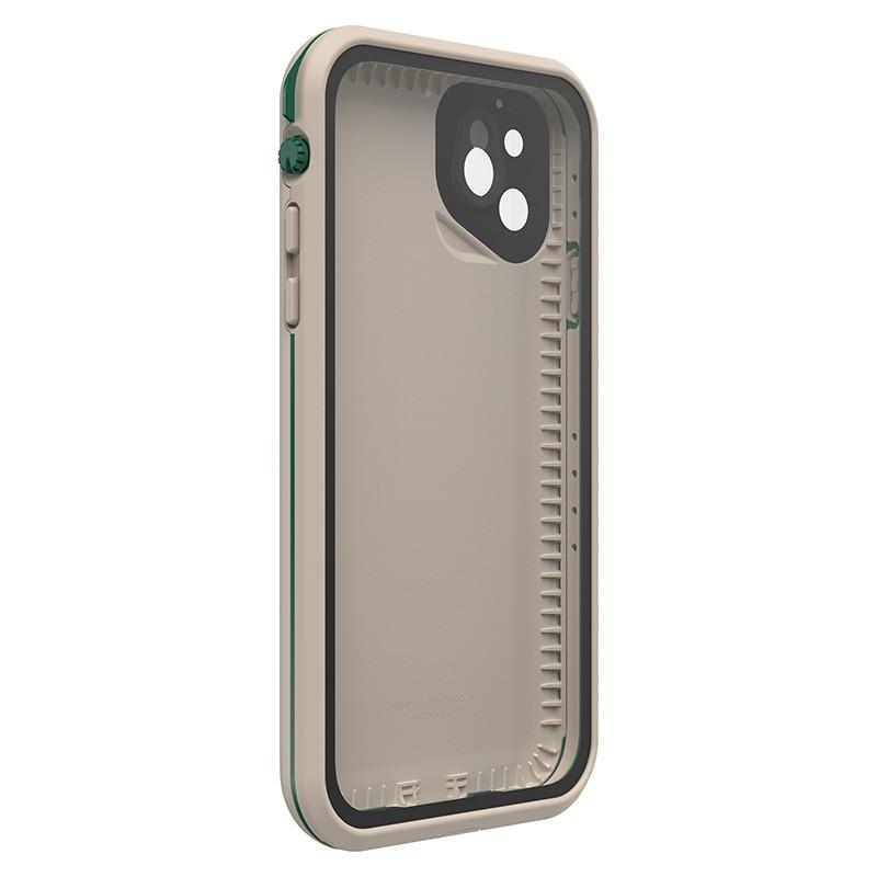 Lifeproof Fre Waterdichte iPhone 11 Pro Hoes Grijs - 4