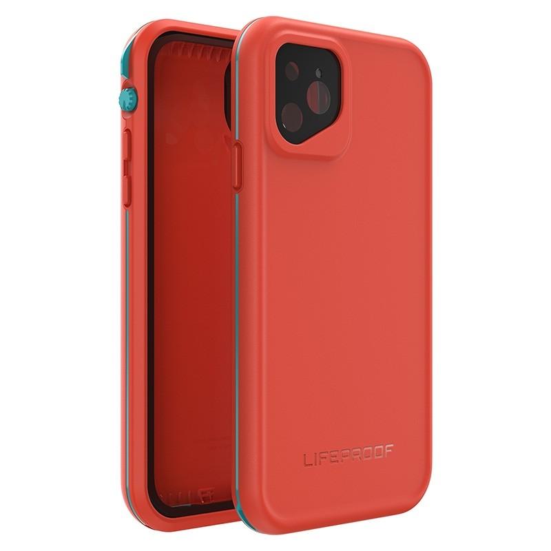 Lifeproof Fre Waterproof Case iPhone 11 Pro Oranje - 1