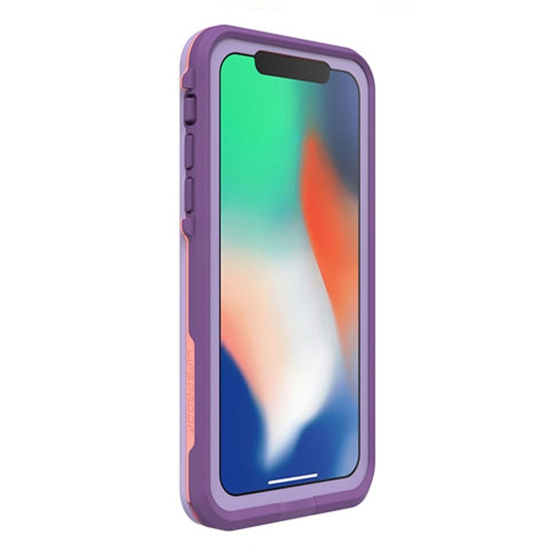 Lifeproof Waterproof Fre Case iPhone X/Xs Chakra 04