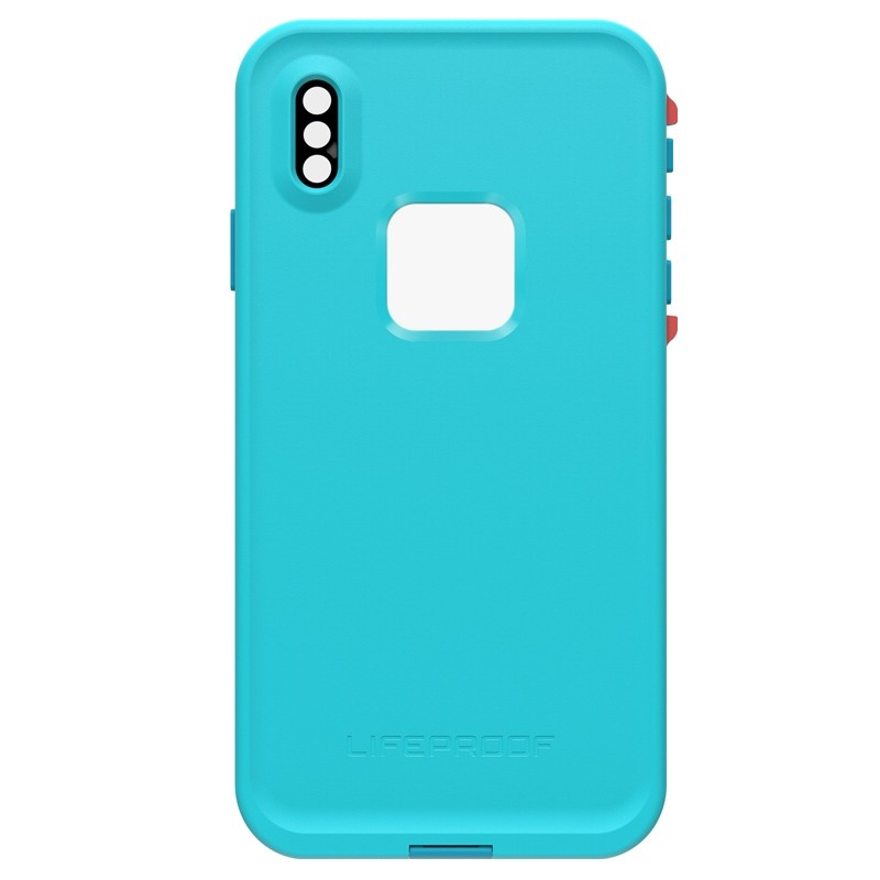 Lifeproof Fre Case iPhone XS Max Lichtblauw (Boosted) 02