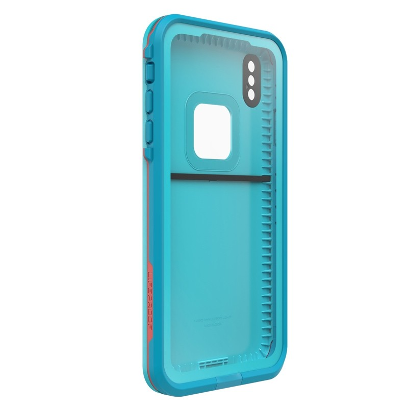 Lifeproof Fre Case iPhone XS Max Lichtblauw (Boosted) 05