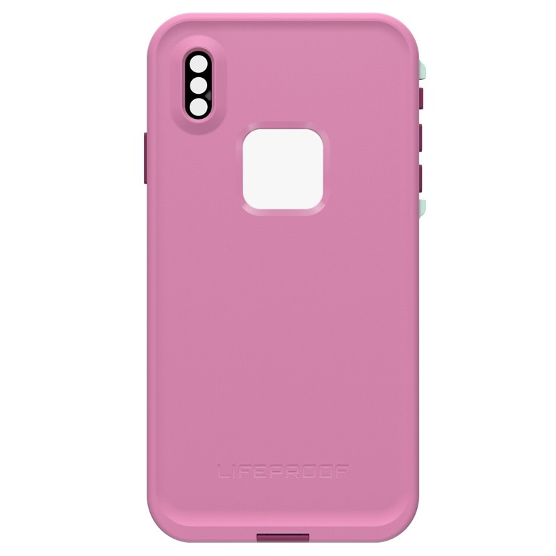 Lifeproof Fre Case iPhone XS Max Roze (Frost Bite) 02