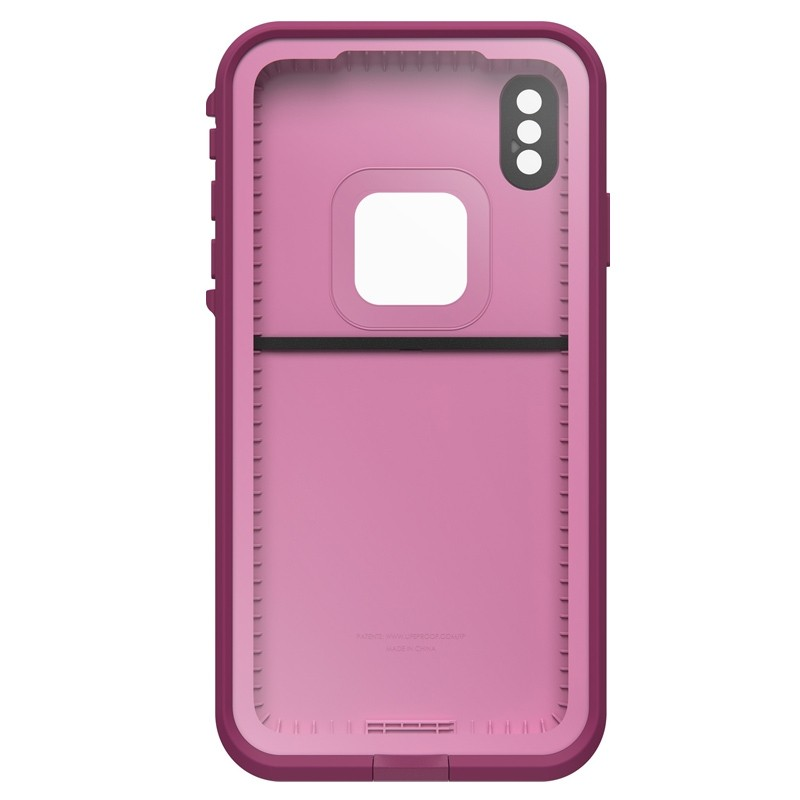 Lifeproof Fre Case iPhone XS Max Roze (Frost Bite) 03