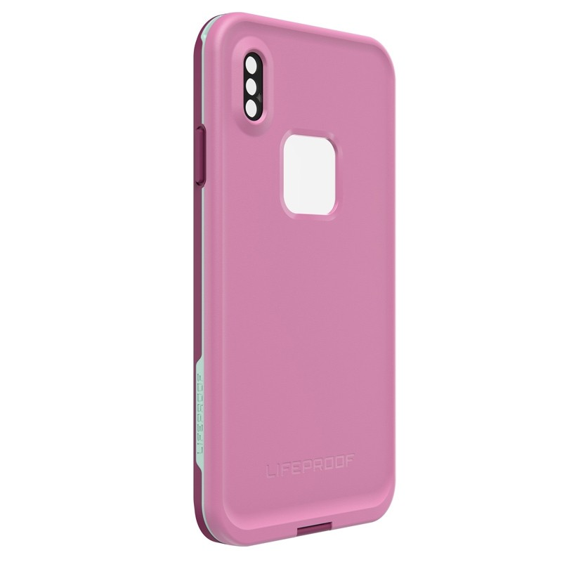 Lifeproof Fre Case iPhone XS Max Roze (Frost Bite) 04