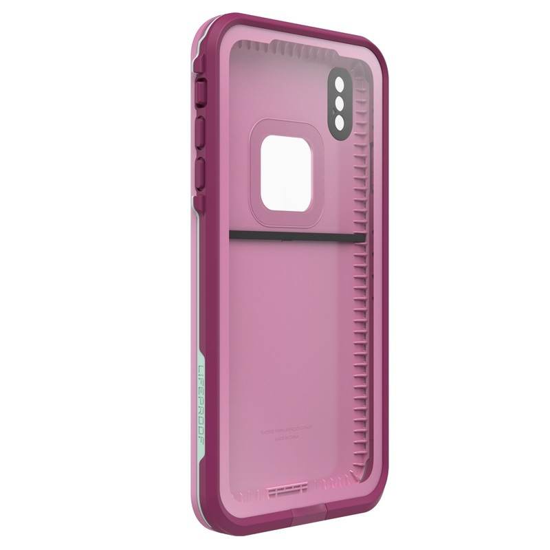 Lifeproof Fre Case iPhone XS Max Roze (Frost Bite) 05