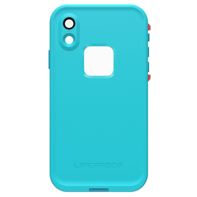 LifeProof Waterdichte Fre Case iPhone XR Boosted Blauw 02
