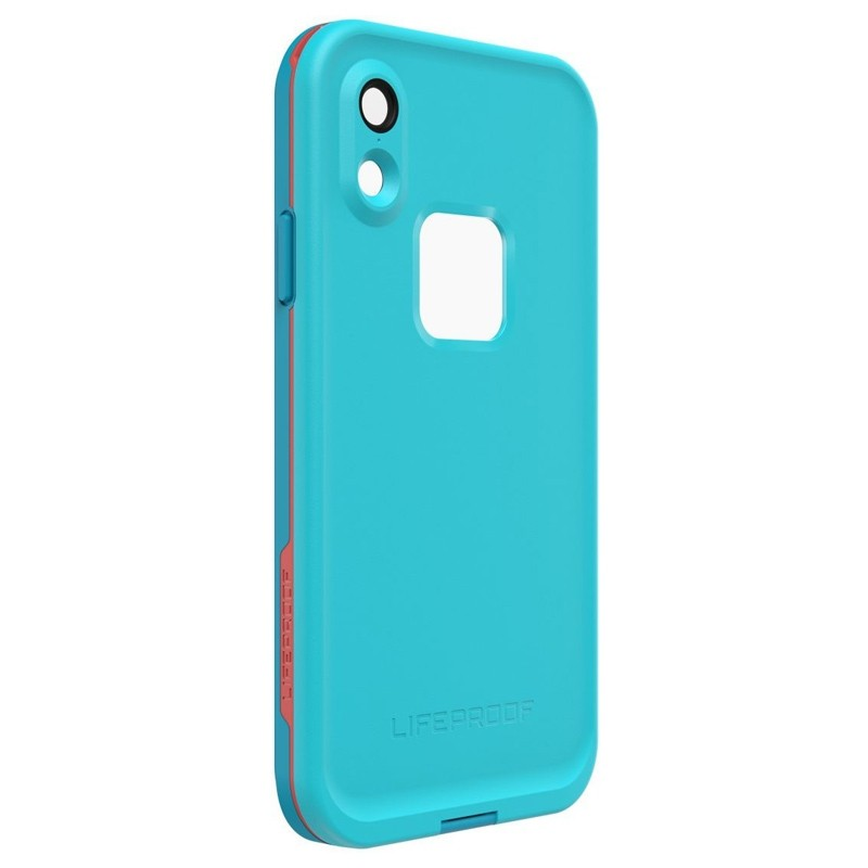 LifeProof Waterdichte Fre Case iPhone XR Boosted Blauw 03