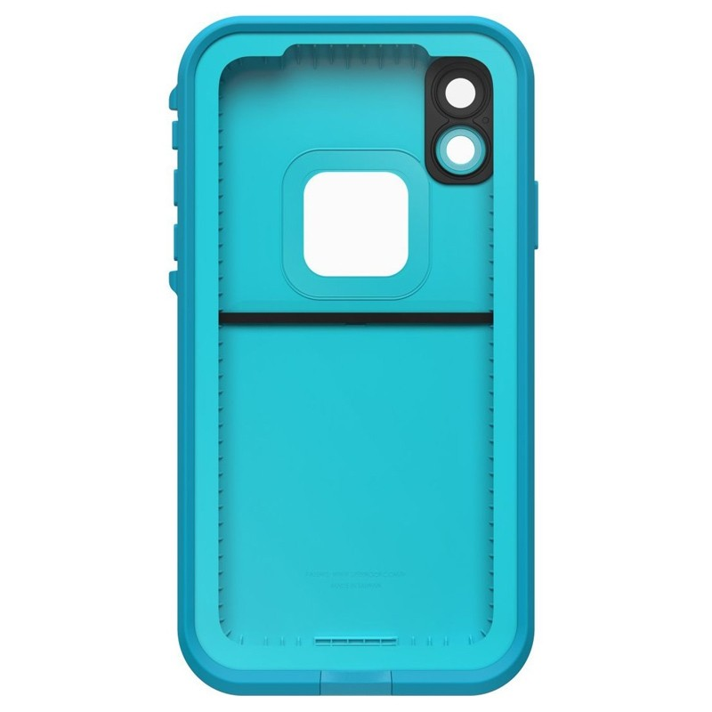 LifeProof Waterdichte Fre Case iPhone XR Boosted Blauw 04