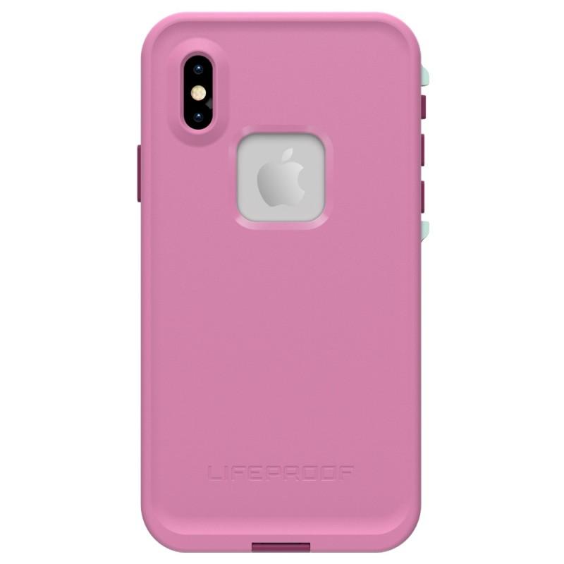 Lifeproof Waterproof Fre Case iPhone X/Xs Roze 02