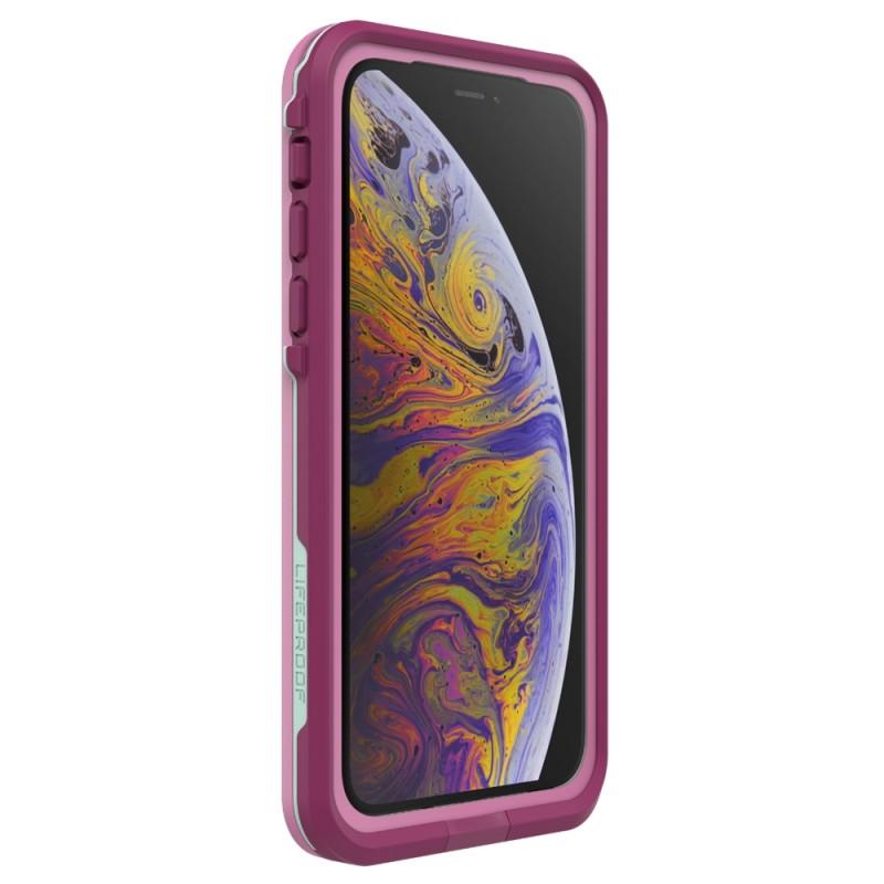 Lifeproof Waterproof Fre Case iPhone X/Xs Roze 03