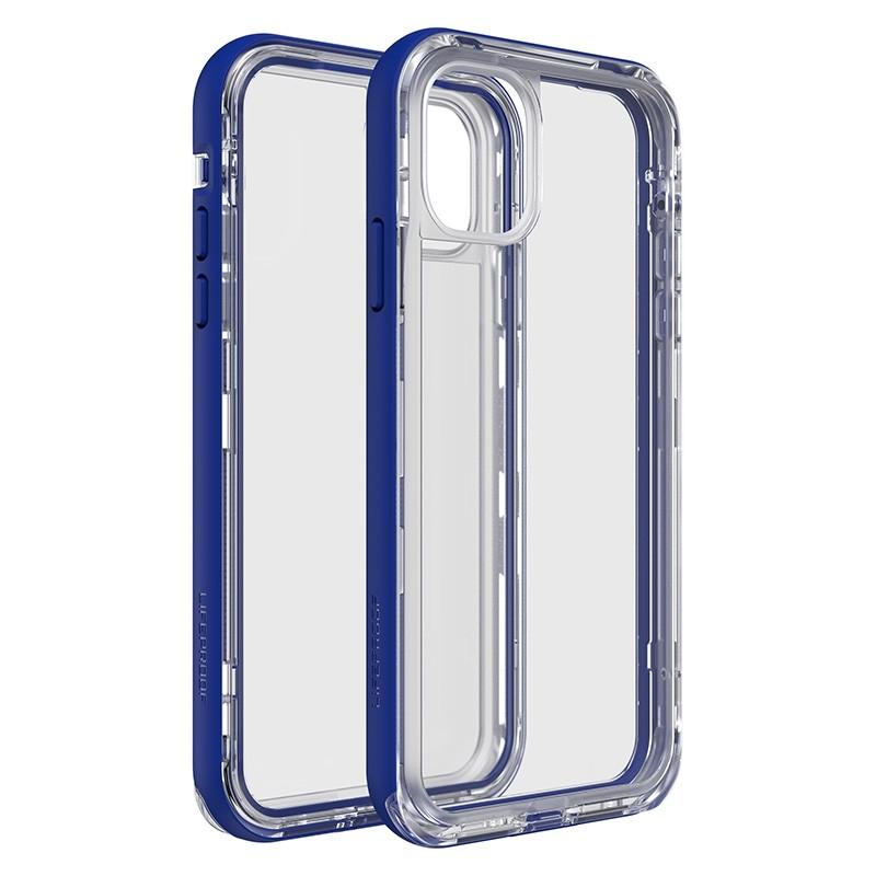 Lifeproof Next iPhone 11 Pro Max Blauw/Transparant - 1