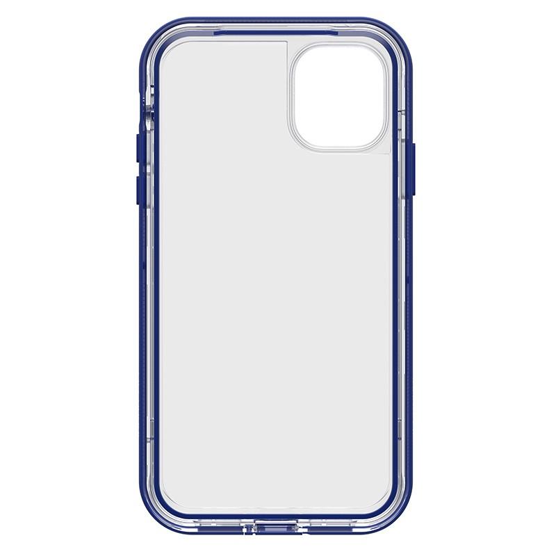 Lifeproof Next iPhone 11 Pro Max Blauw/Transparant - 4