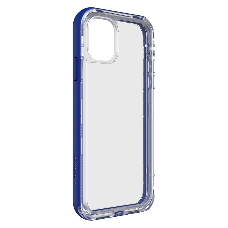 Lifeproof Next iPhone 11 Pro Max Blauw/Transparant - 5