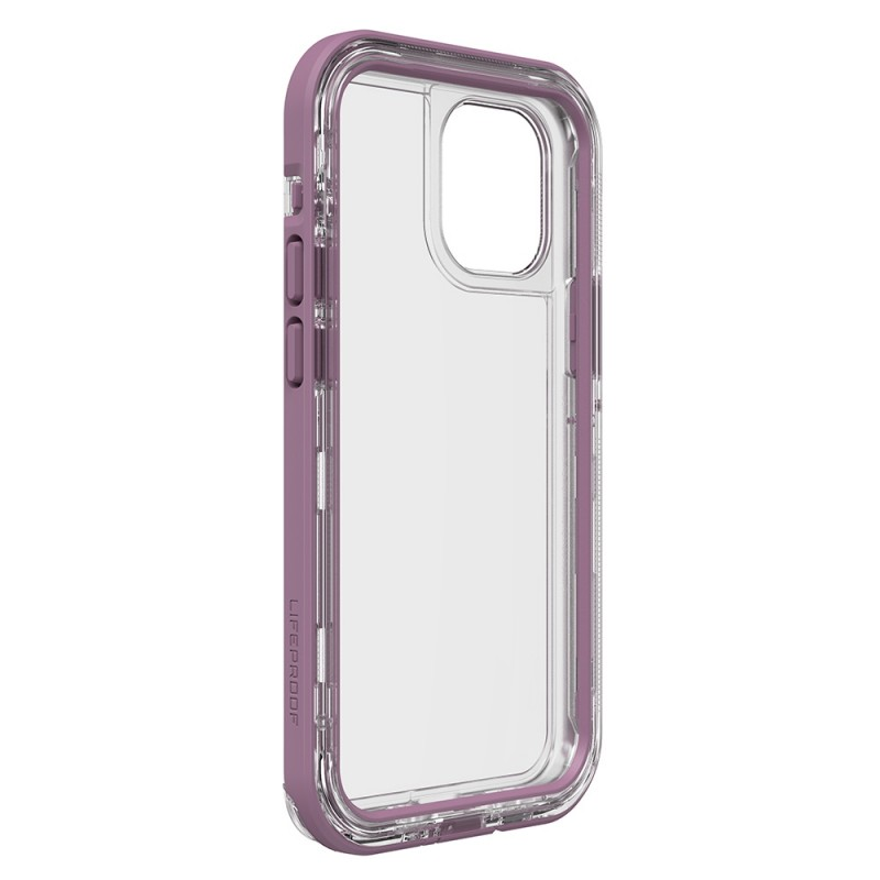 LifeProof Next iPhone 12 / 12 Pro 6.1 Paars/transparant - 5