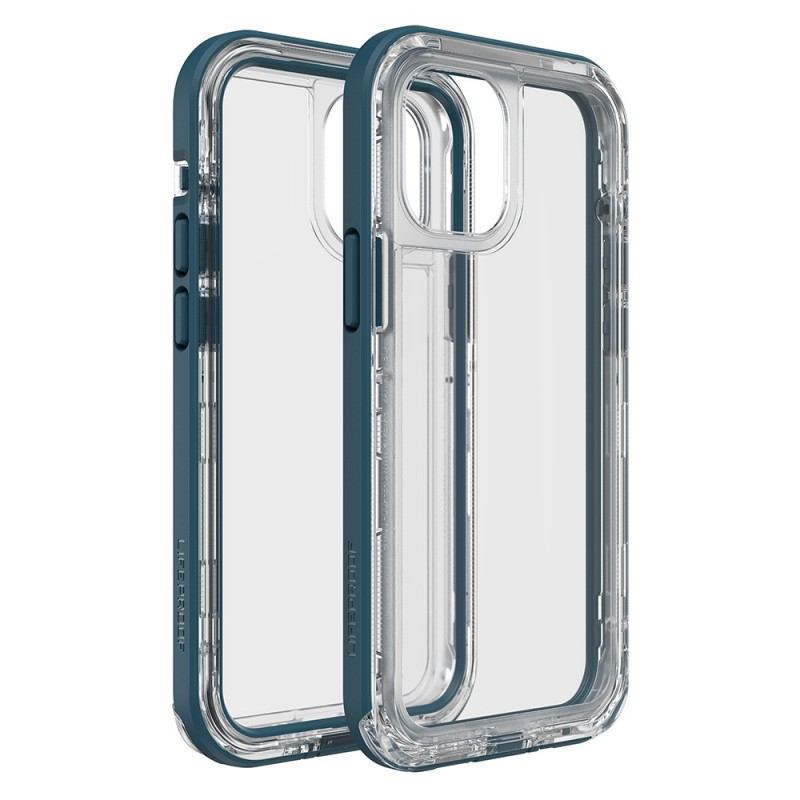 LifeProof Next iPhone 12 Mini Blauw/transparant - 1