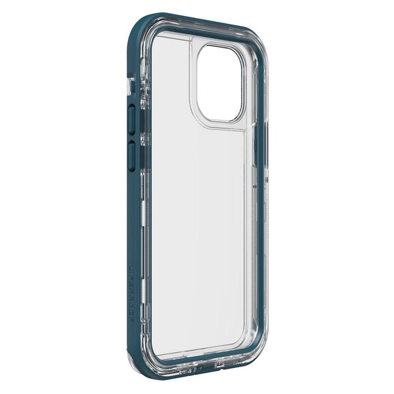 LifeProof Next iPhone 12 Mini Blauw/transparant - 5