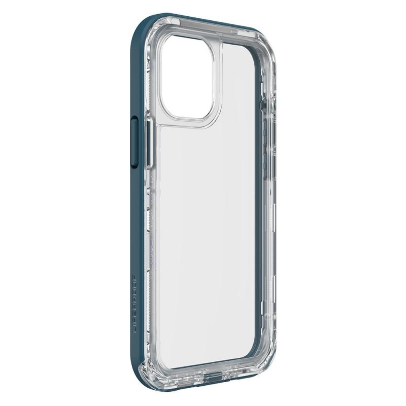 LifeProof Next iPhone 12 Mini Blauw/transparant - 6