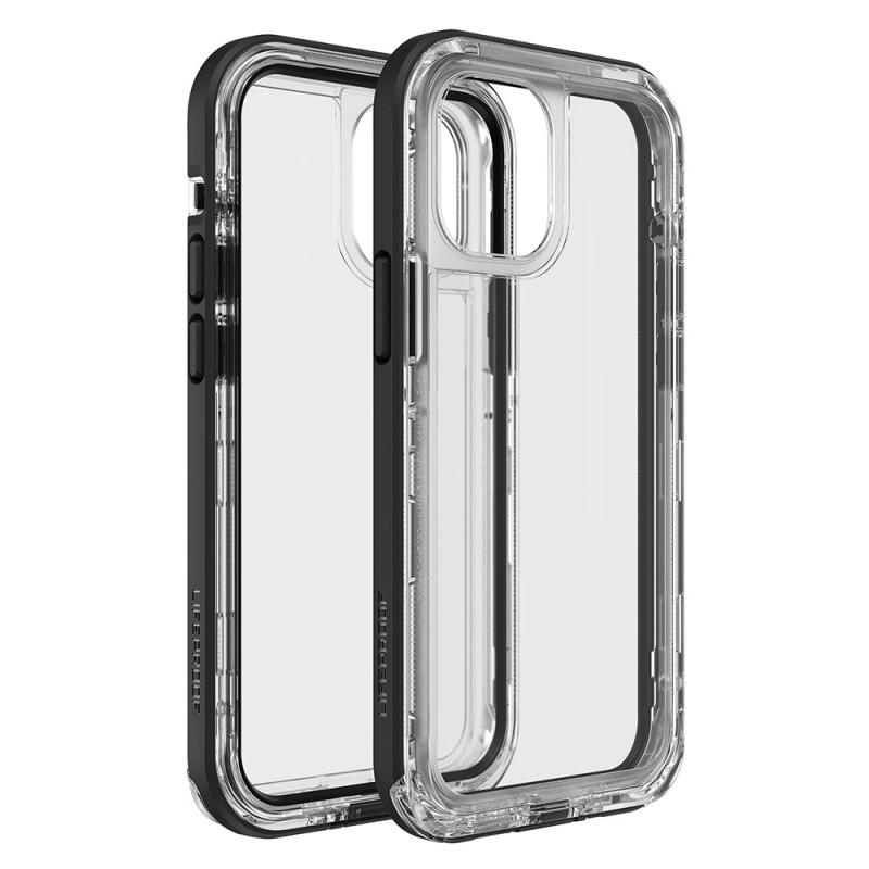 LifeProof Next iPhone 12 Mini Zwart/transparant - 1