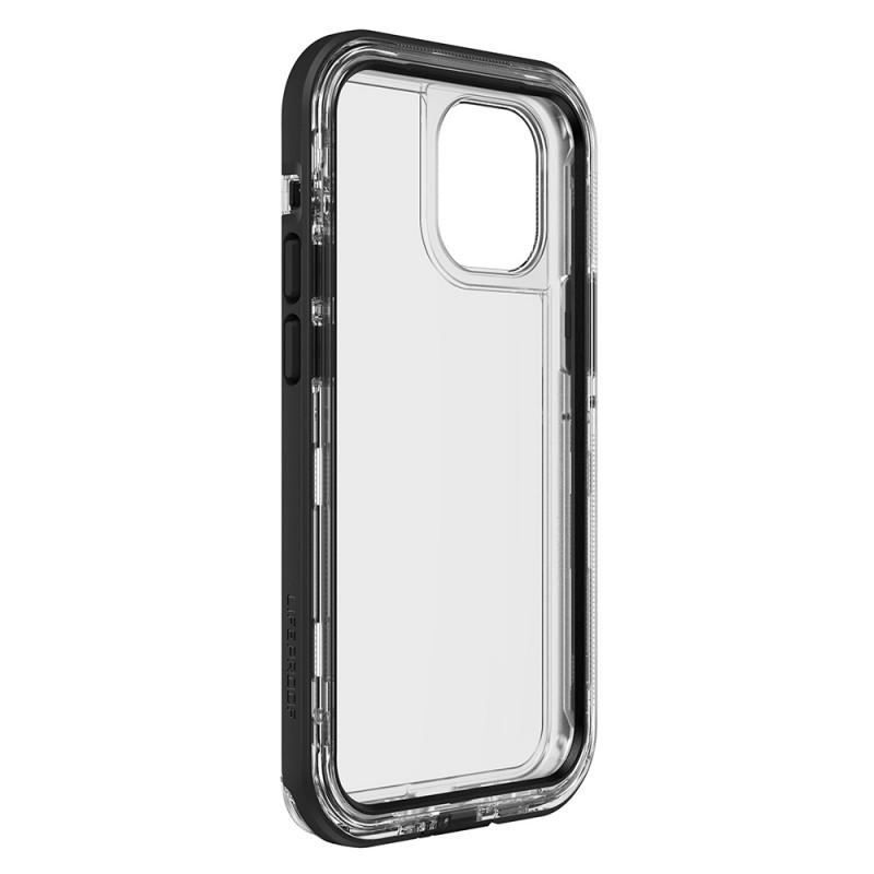 LifeProof Next iPhone 12 Mini Zwart/transparant - 5
