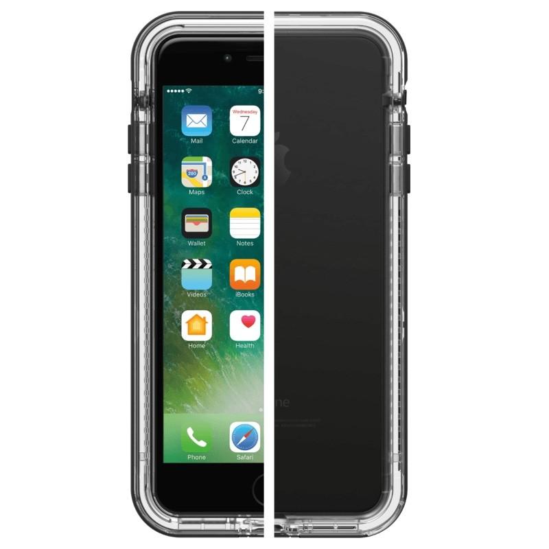 Lifeproof Next iPhone 8 Plus/7 Plus Black Crystal - 4