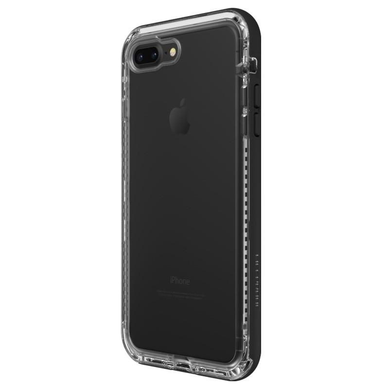 Lifeproof Next iPhone 8 Plus/7 Plus Black Crystal - 3