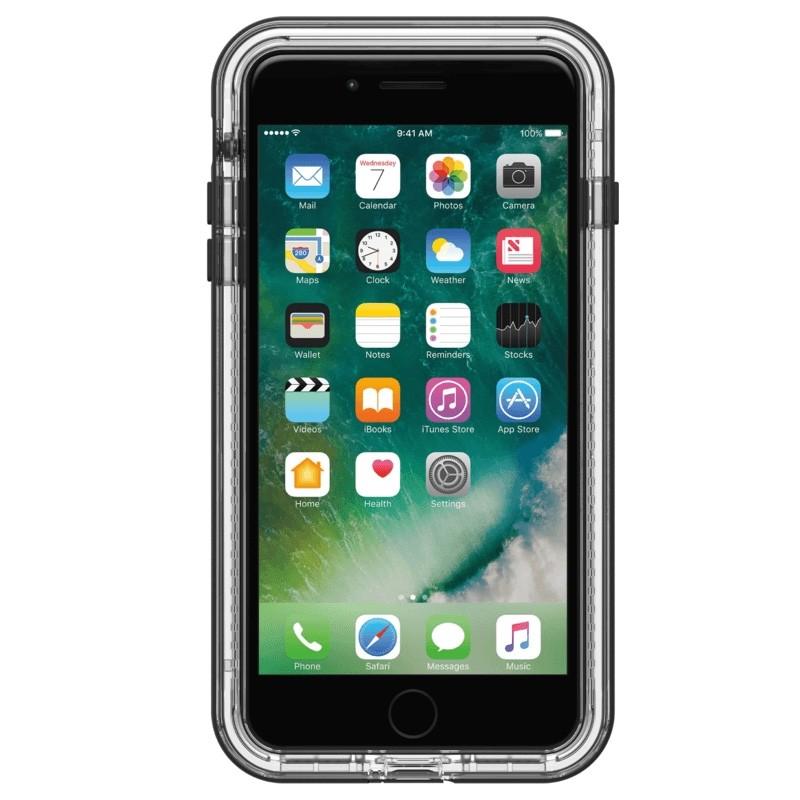 Lifeproof Next iPhone 8 Plus/7 Plus Black Crystal - 7