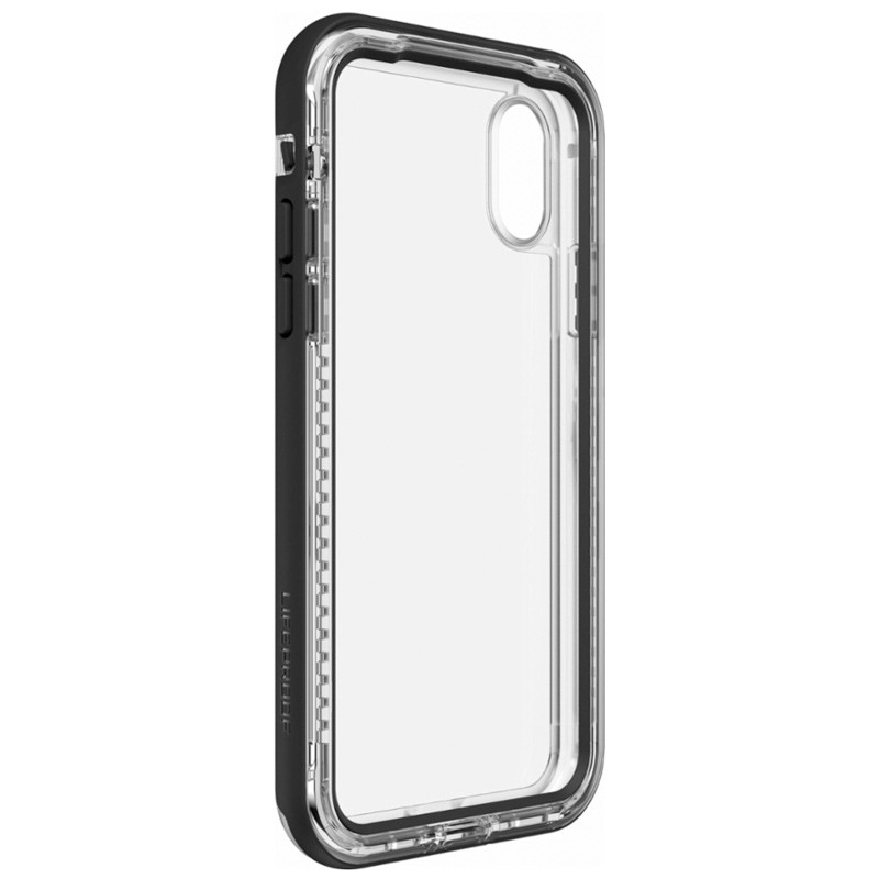 Lifeproof Next iPhone X/Xs Case Black Crystal 04