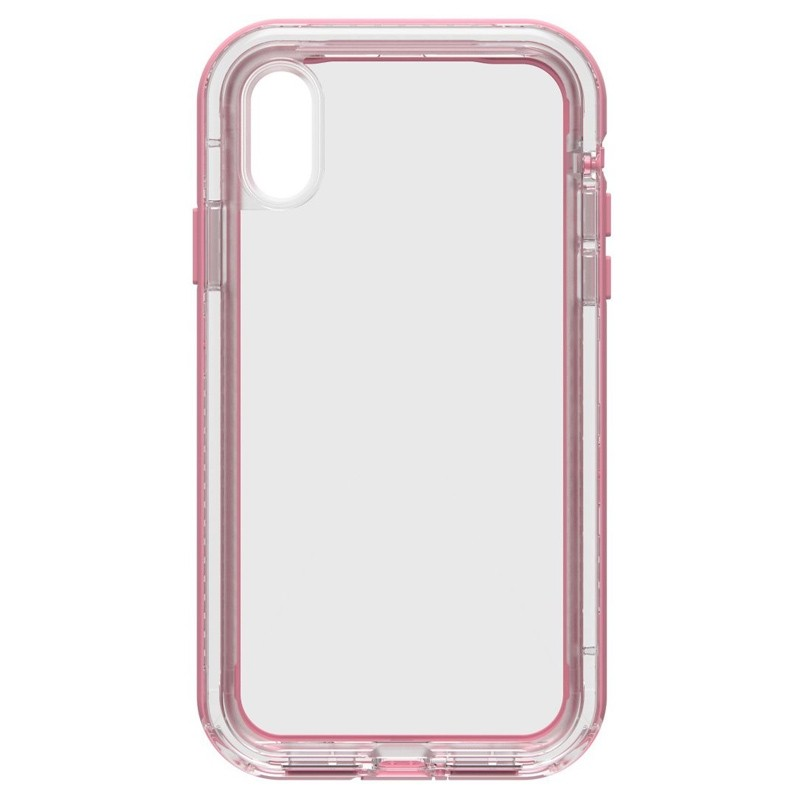LifeProof Next Extra Stevige iPhone XR Hoes Cactus Roze 02