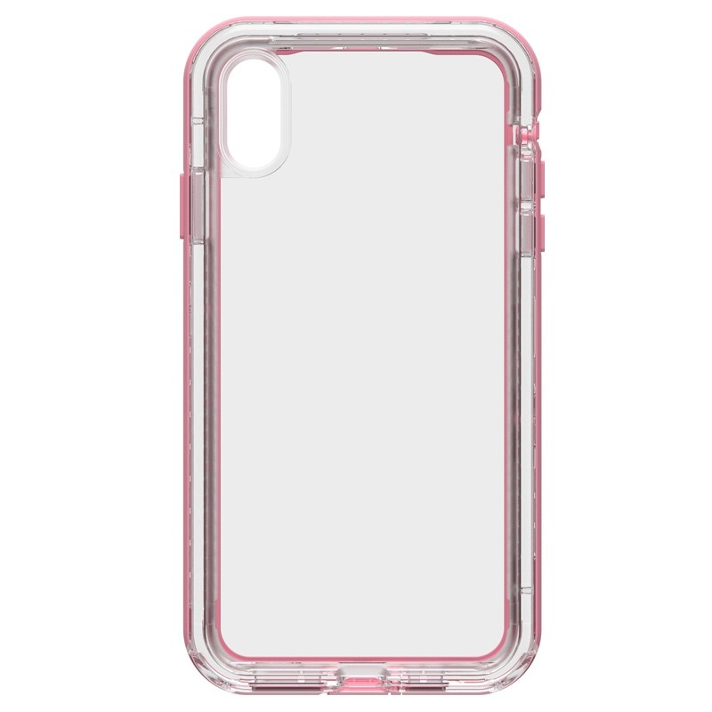 Lifeproof - Next Case iPhone XS Max Roze (Cactus Rose) 01