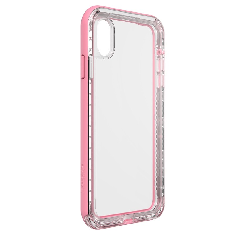 Lifeproof - Next Case iPhone XS Max Roze (Cactus Rose) 03