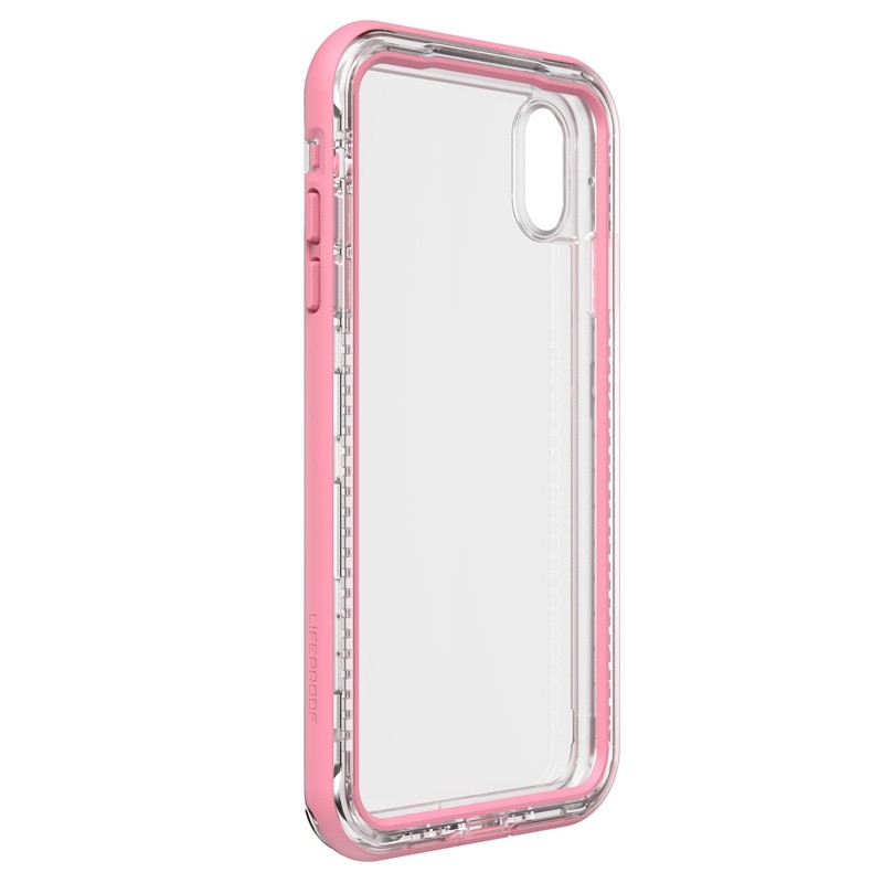 Lifeproof - Next Case iPhone XS Max Roze (Cactus Rose) 04