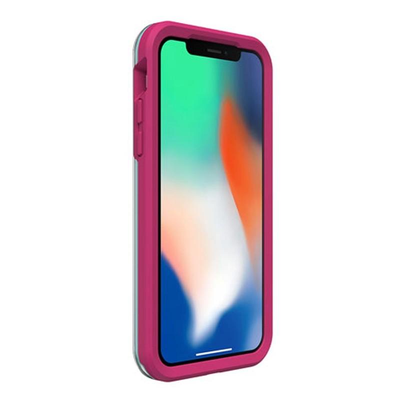 Lifeproof - Slam iPhone X/Xs Case Ahoha sunset 04