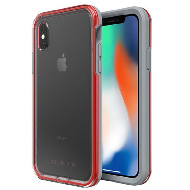 Lifeproof - Slam iPhone X/Xs Case Lava Chaser 01