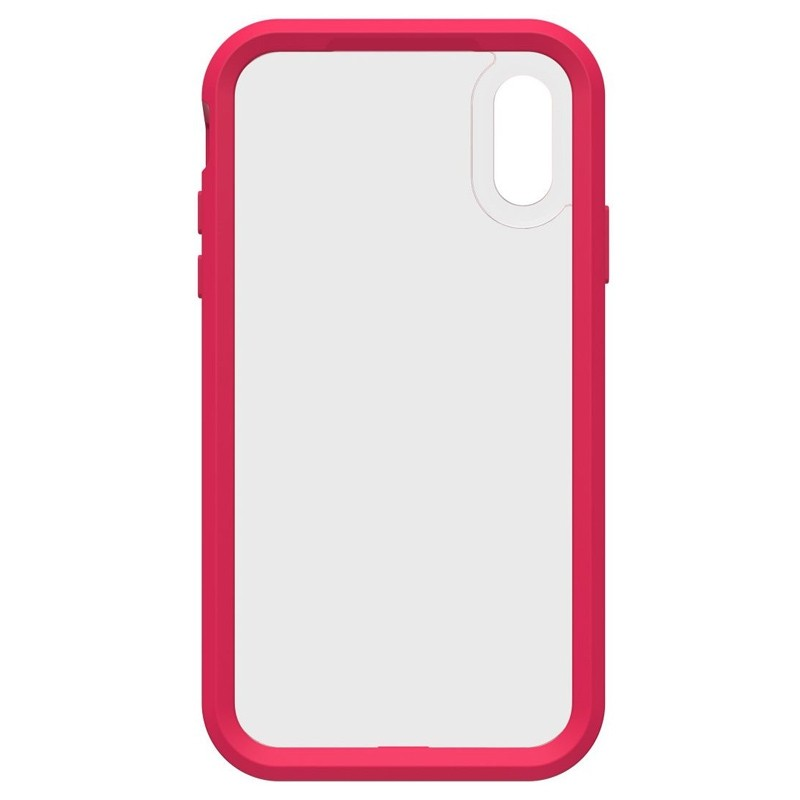 LifeProof Slam Case iPhone XR Coral Sunset 04