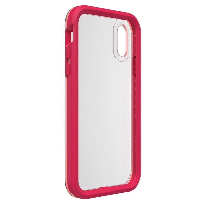 LifeProof Slam Case iPhone XR Coral Sunset 05
