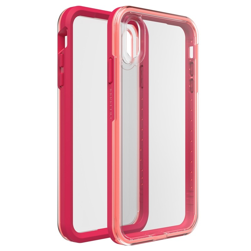 Lifeproof Fre Case iPhone XS Max Roze (Coral Sunset) 01