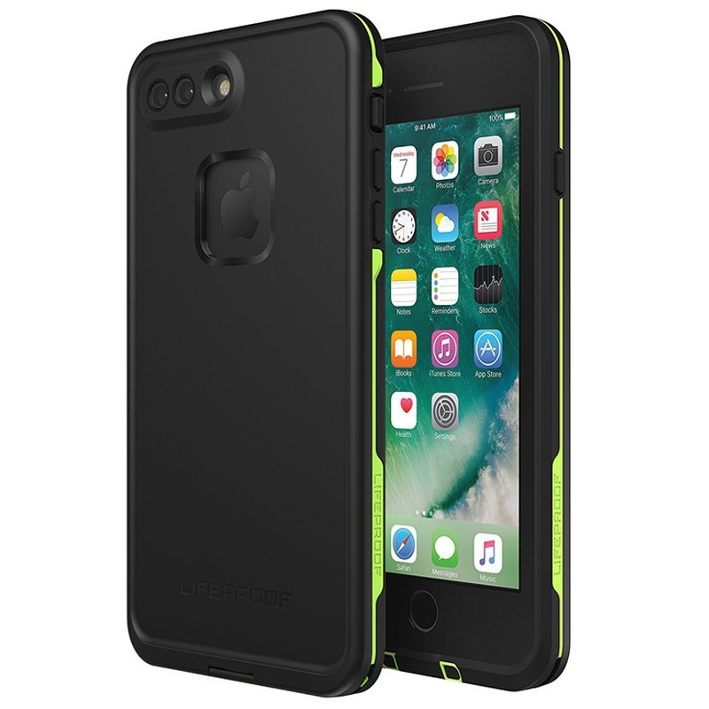 Lifeproof - Fre Case iPhone 8 Plus/7 Plus Night Lite 01
