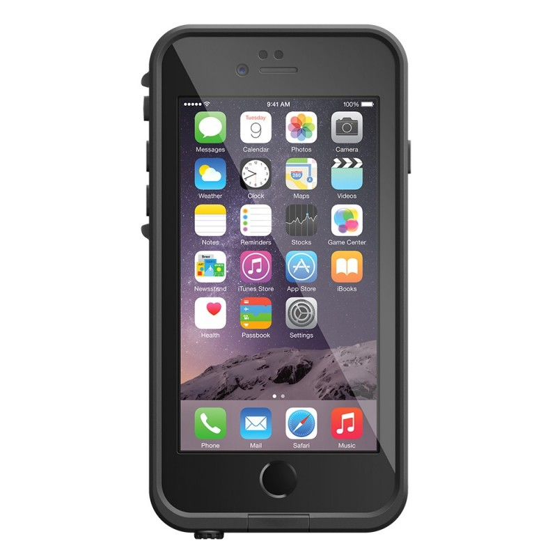 LifeProof Fré iPhone 6/6S Black - 3