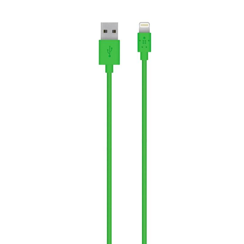 Belkin Lightning to USB kabel 1,2 meter green - 1
