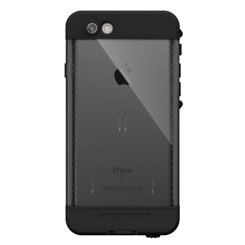 Lifeproof Nüüd iPhone 6/6S Black - 3