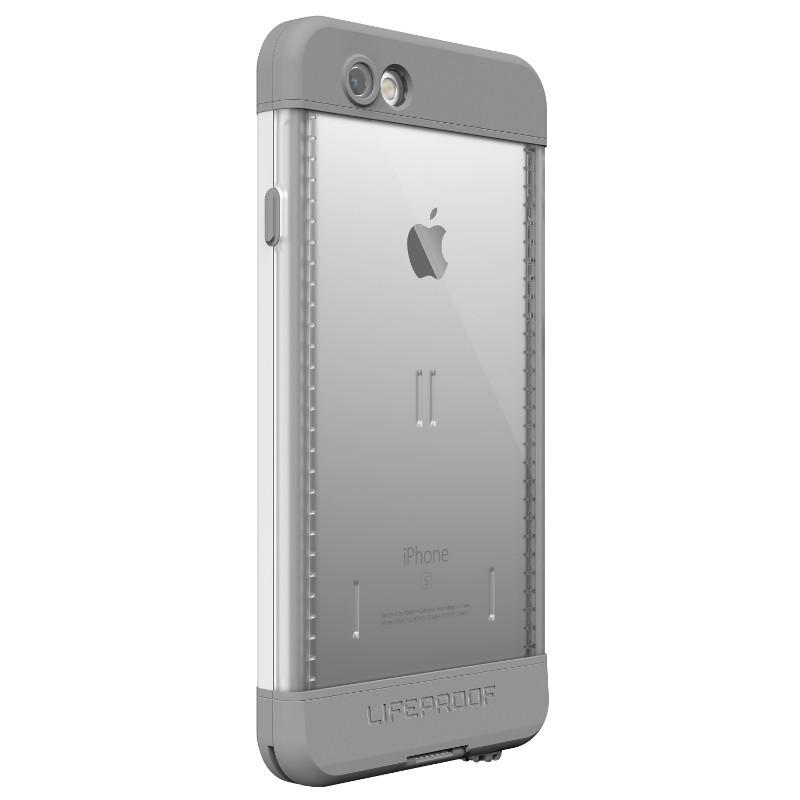 LifeProof Nüüd iPhone 6/6S White - 4