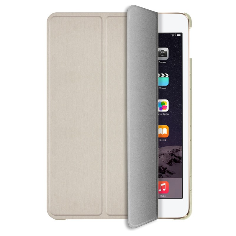 Macally - Bookstand iPad 9,7 inch 2017 Gold 02