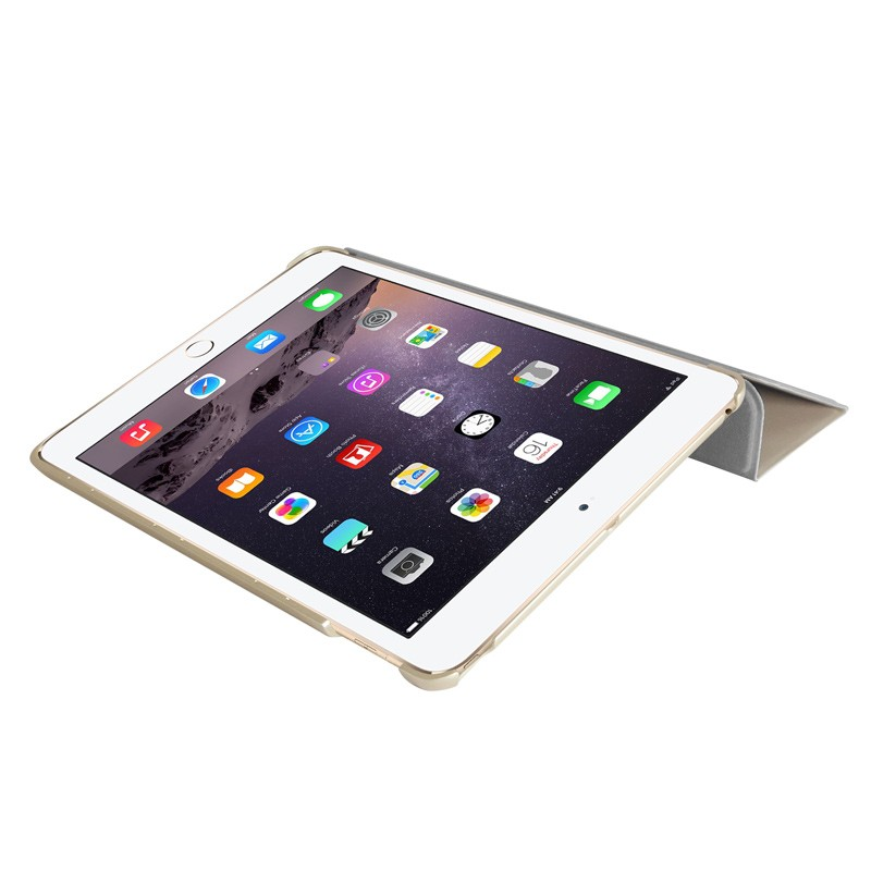 Macally - Bookstand iPad 9,7 inch 2017 Gold 09