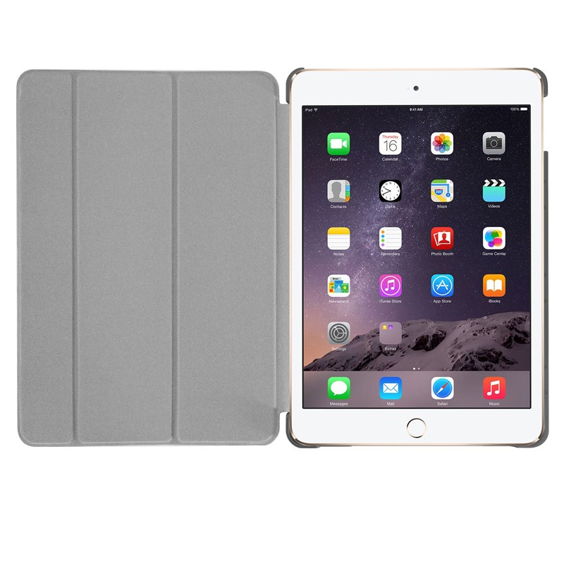 Macally - Bookstand iPad 9,7 inch 2017 Grey 07