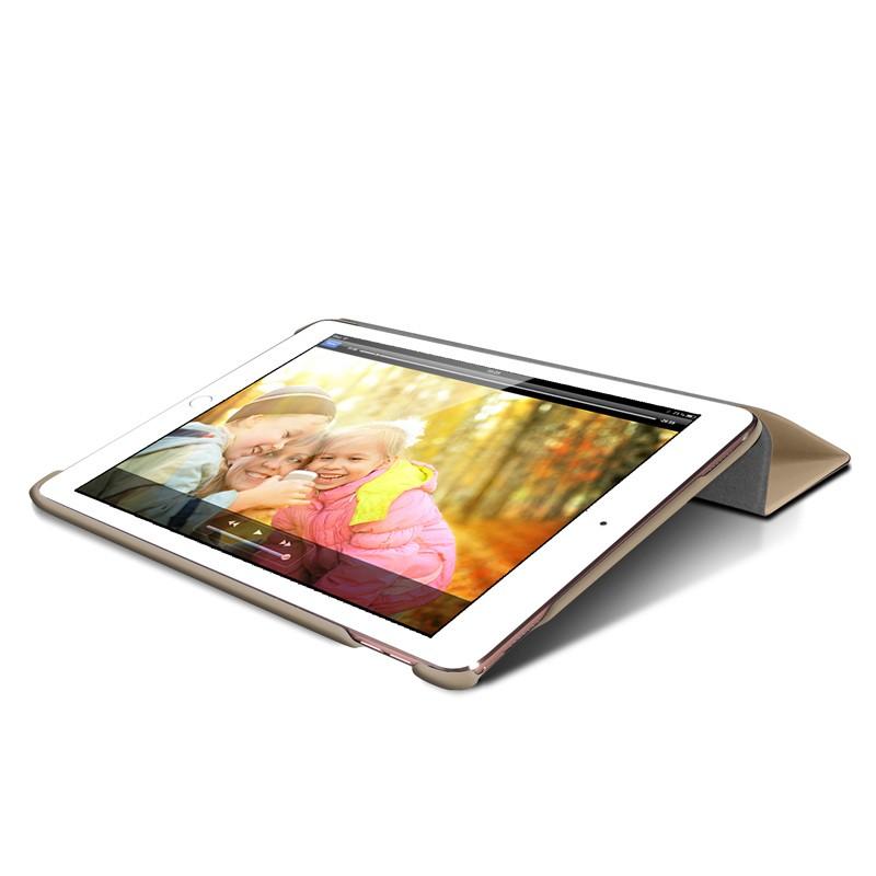 Macally - Bookstand iPad Pro 9,7 / iPad Air 2 Gold 03