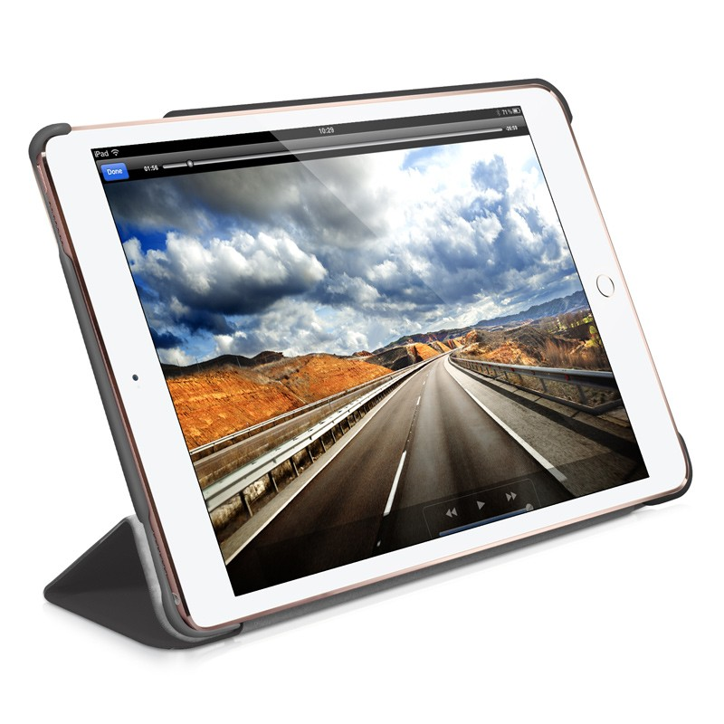 Macally - Bookstand iPad Pro 9,7 / iPad Air 2 Grey 08
