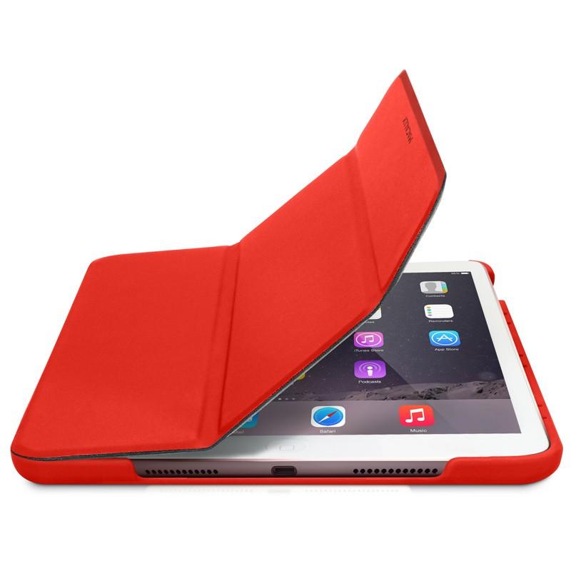 Macally - Bookstand iPad Pro 9,7 / iPad Air 2 Red 01