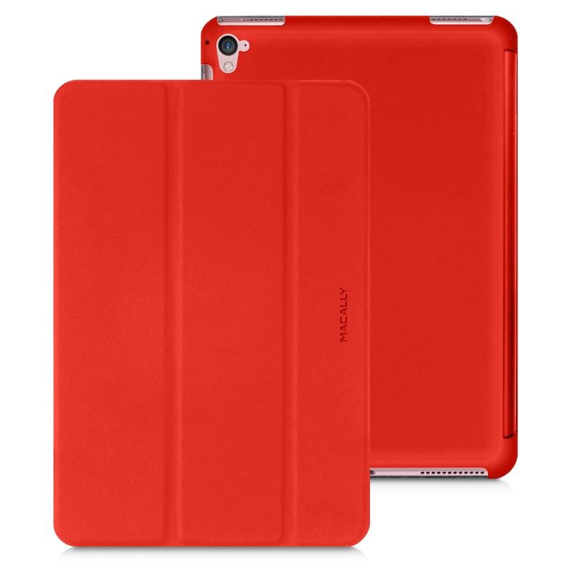 Macally - Bookstand iPad Pro 9,7 / iPad Air 2 Red 02